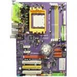 Мат. плата EliteGroup KN1 Extreme Socket939 PCI-E +GbLAN+LAN+1394 SATA RAID Б/У